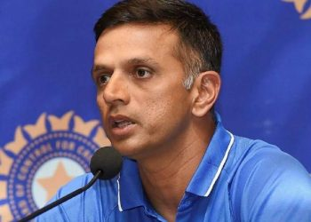 Dravid believes the series defeat against Australia is a setback for India going into the WC as one of the favourites. (Image: PTI)