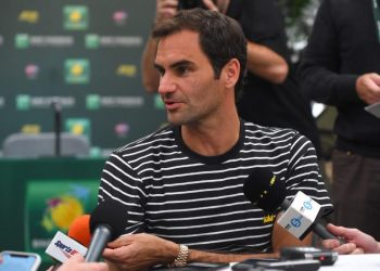 Federer, 37, said he never envisioned winning 100 titles -- becoming just the second player along with 109-time winner Jimmy Connors to hit triple digits.