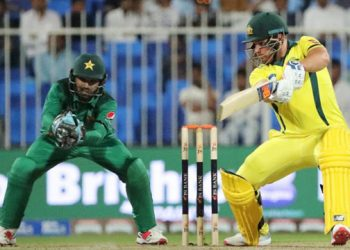 The win gives Australia the lead in the five-match series and has come on the back of their 3-2 series win in India earlier this month.