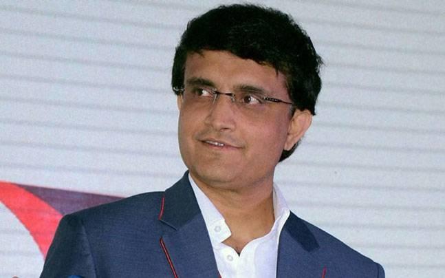 Former India skipper Sourav Ganguly