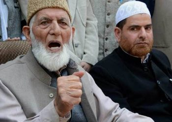 Altaf Shah, son-in-law of separatist leader Syed Ali Shah Geelani, is connected with a terror-funding case involving LeT chief and 26/11 Mumbai attack mastermind Hafiz Saeed.