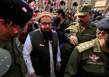 Mastermind of the Mumbai terror attack Hafiz Saeed