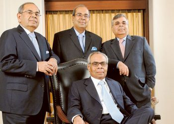 The Hinduja family has once more emerged Britain's wealthiest Indians