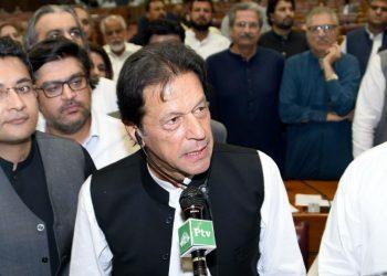Pakistan Prime Minister Imran Khan [Representative Image] (AFP)