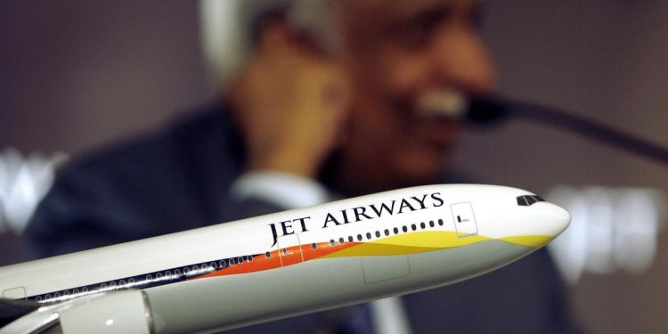 India's Jet Airways Chairman Naresh Goyal speaks during a news conference to announce a code sharing agreement with United Arab Emirates Etihad Airways in Mumbai June 10, 2008. (REUTERS)