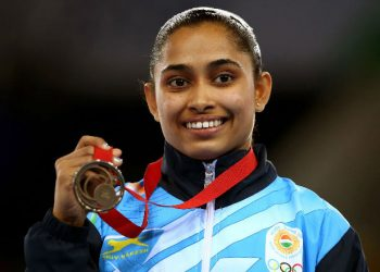 Karmakar's hopes for qualifying for the 2020 Tokyo Olympics suffered a jolt.
