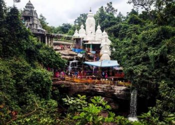 A temple where 'Puja' is offered only once in a year