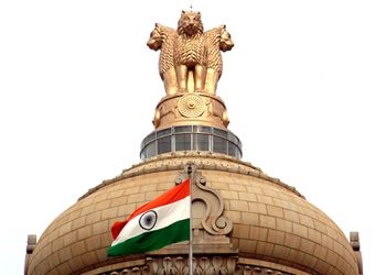 Former Chief Justices of different high courts -- Justices Dilip B Bhosale, Pradip Kumar Mohanty, Abhilasha Kumari and Ajay Kumar Tripathi -- took oath as judicial members in the Lokpal. [Representational Image] (PTI)