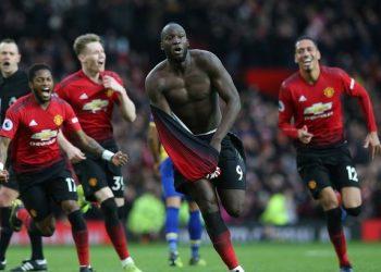 Lukaku's four strikes in a week mean he is now United's top Premier League goalscorer.