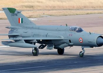 The aircraft was on a routine mission and crashed after getting airborne from the Nal airbase near Bikaner. (Image: Wiki)