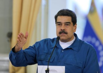 Maduro blamed that on a cyber attack directed by the United States but critics say the government was at fault for failing to maintain infrastructure.