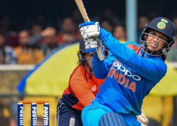 The opener said Indian batters, including herself, fear getting out and need to select areas to hit the ball. (Image: PTI)