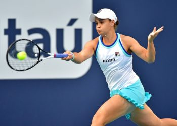 Barty, a junior Wimbledon winner at age 15, will rise from 11th to number nine in the world rankings. (Image: Reuters)