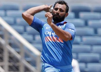 Mohammed Shami was the best bowler for India