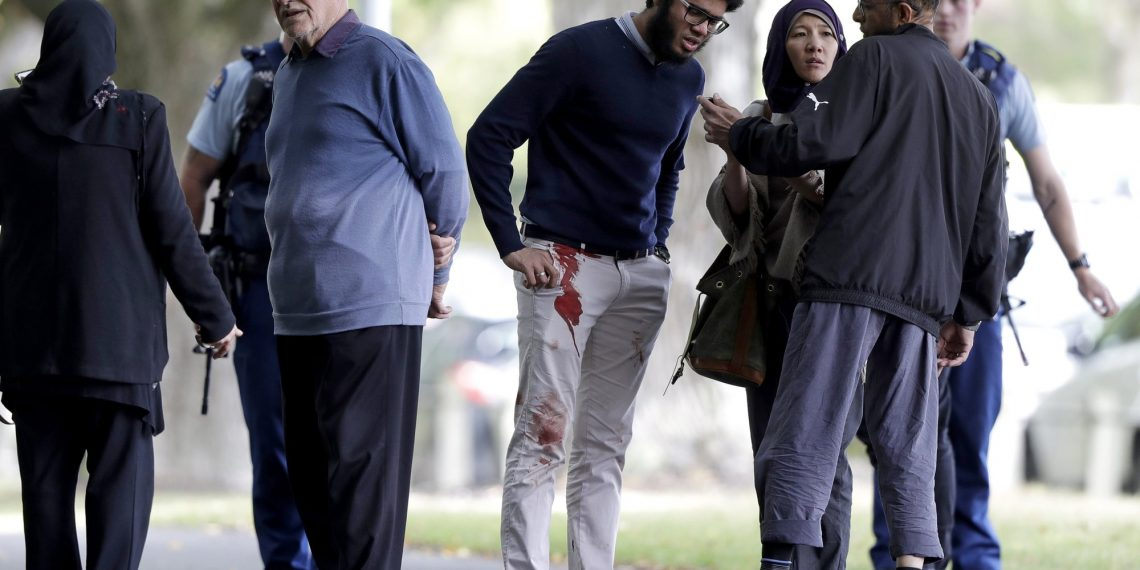 Christchurch Shooting Latest 4 In Custody At Least 40: At Least 49 Killed, 20 Seriously Wounded In New Zealand