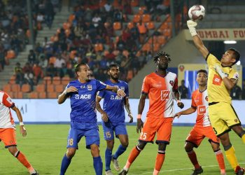 Mumbai were hammered 5-1 at home in the first leg semifinal.