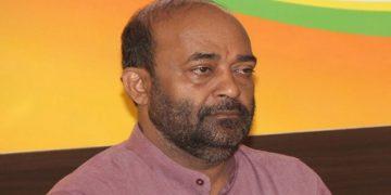 Goa BJP president Vinay Tendulkar (PTI)
