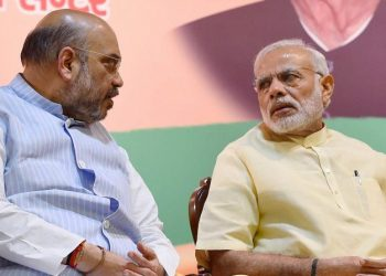 The BJP leaders are hoping for large turnouts at polling booths in the elections.