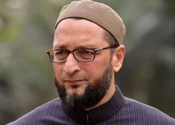 As long as he tries his best to perform his duty, it does not make a difference, Owaisi said. (Image: PTI)