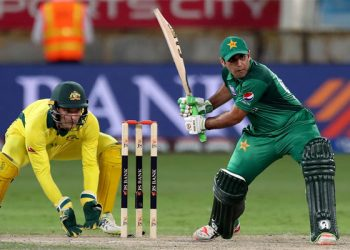 Ali, only drafted into the side two hours before the start after Imam-ul-Haq went down with fever, grabbed his opportunity, completing his hundred off 111 balls.