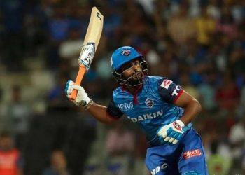 Pant's 27-ball 78 powered Delhi Capitals to a 37-run win over Mumbai Indians, Sunday.