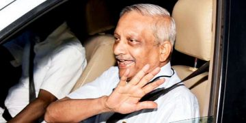 Goa Chief Minister and former Defence Minister Manohar Parrikar (PTI)