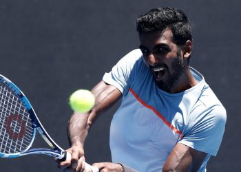 In the recently released ATP rankings, Prajnesh had collected 61 points after reaching the third round at the ATP Master series event.