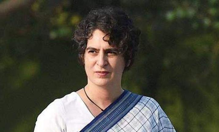 In a brief interaction with the media in Amethi, Priyanka had said she would contest the election if the party wants her to do so.