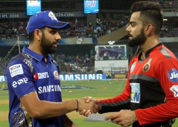 Both teams will be eager to register their first win of the IPL and the onus will be on Kohli and Rohit, both of who failed with the bat in their respective opening matches. (Image: BCCI)