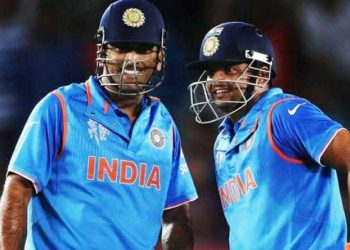 Dhoni has played 340 ODIs for India and scored more than 10,000 runs at an average of just under 51.