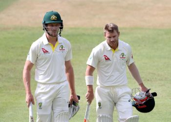 Warner was widely seen as the instigator of the plot to use sandpaper to alter the ball during the third Test in Cape Town last year, with Cameron Bancroft carrying out plan and then-captain Steve Smith turning a blind eye.