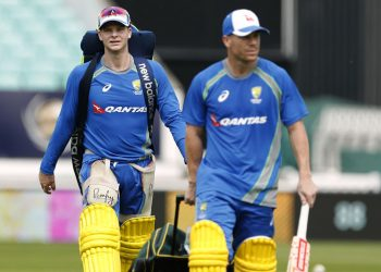 The disgraced pair, whose year-long bans for ball-tampering expire this month, were invited by coach Justin Langer as part of their re-integration.