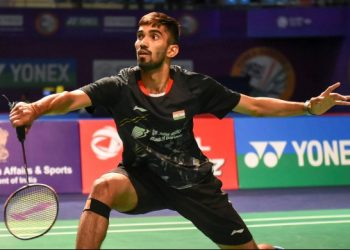 The 26-year-old from Guntur eked out a 14-21, 21-16, 21-19 triumph over China's Huang Yuxiang in an engrossing semifinal.