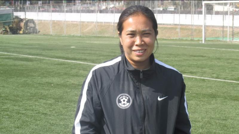 Devi, hailing from Manipur, represented India for more than two decades and also captained the side during that stint.