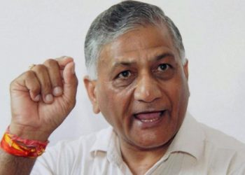 Union Minister VK Singh (PTI)