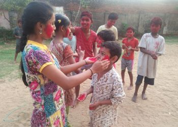 Where Holi makes a difference