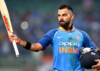 The 25-year-old pacer also said Kohli is someone 'who just looks in complete command of his game at the moment'.
