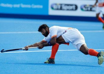 Surender emphasised that their goal is to win the gold.