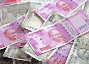 At the interbank foreign exchange, the rupee opened at 70.54, then gained momentum and touched a high of 70.47, registering a rise of 22 paise over its previous close.