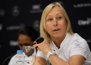Navratilova said that the issue of transgender athletes competing in women's sports is guaranteed to keep creating competitive as well as ethical questions.