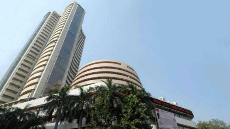 Sensex down 40 pts ahead of CPI, IIP