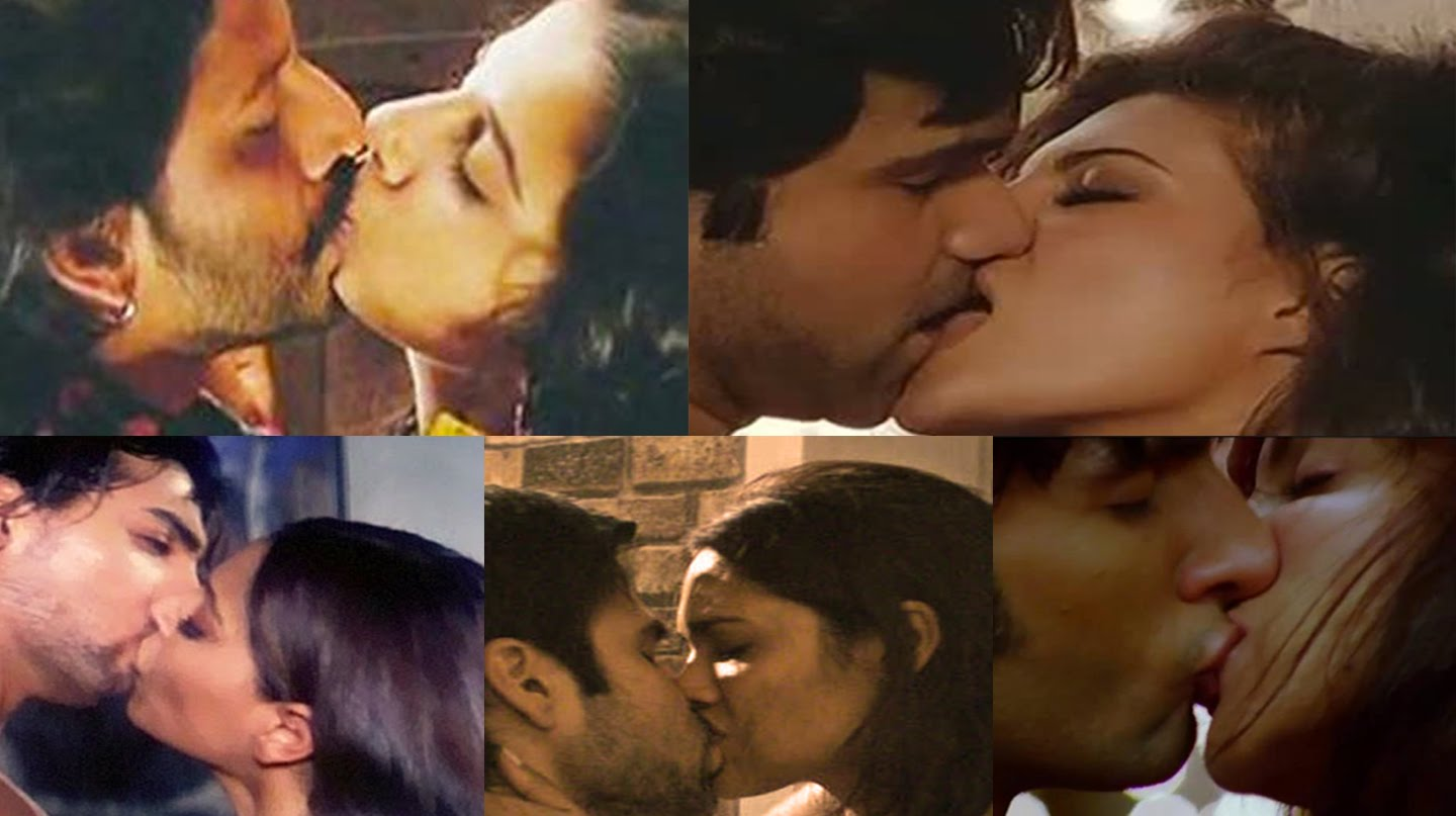 Top 7 Steamy On Screen Kissing Scenes