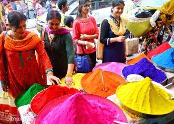 women-Holi purchase