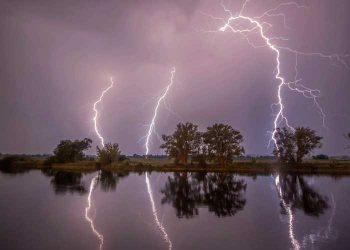 [Reprsesntational photo of lightning (PTI)