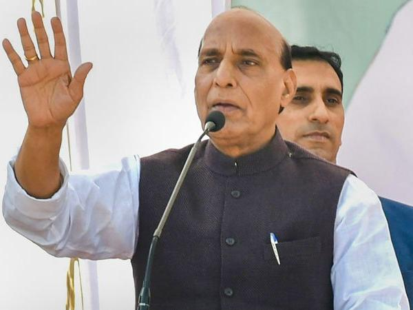 Image result for Rajnath's first biography to hit stands in May