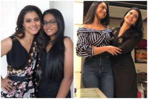 You're my heartbeat: Kajol&%23039;s wishes daughter Nysa on her 16th birthday