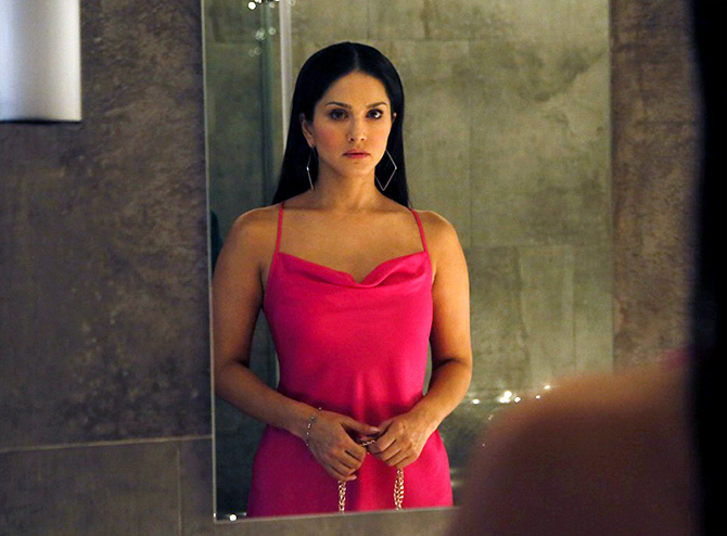 Sunny Leone revisits dark chapters of her life while