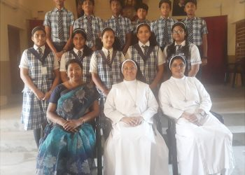 13 students of convent school to take part in int'l meet