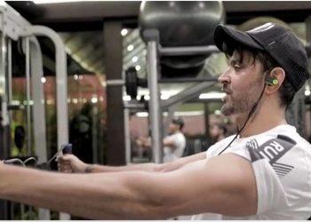Workout like Hrithik Roshan; watch his intense gym videos