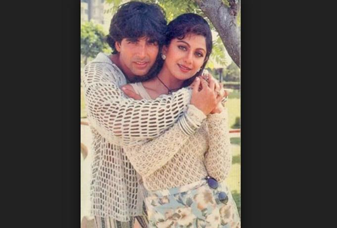Viral: Throwback picture of Akshay Kumar and Shilpa Shetty - OrissaPOST